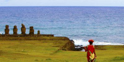 Canciller reitera compromiso para concretar zona protegida en Rapa Nui