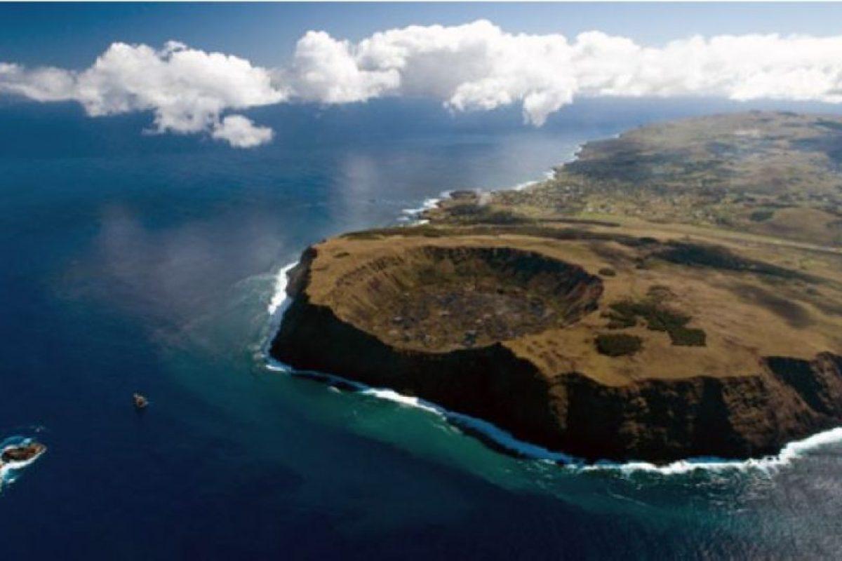 La zona protegida vendría a mejorar la flora y fauna de la zona, además de detener el abuso de pesca industrial no autorizada. Foto:Gentileza de Te Mau o Te Vaikava Rapa Nui. Imagen Por: