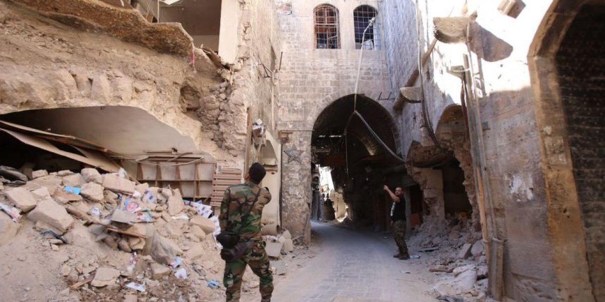 Situación se tensa en Siria tras diferencias entre Rusia y Estados Unidos