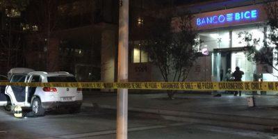Robo frustrado afectó a cajero automático en Las Condes