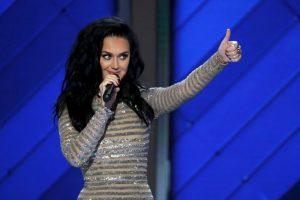 Getty Images Foto:La cantante estadounidense aparece en el tercer lugar. Imagen Por: