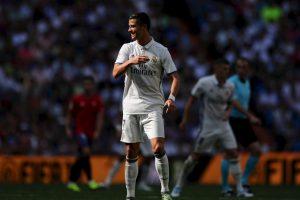 Getty Images Foto:El portugués sólo es superado por Taylor Swift.. Imagen Por: