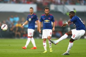 Getty Images Foto:Los 120 millones que pagó el Manchester United aún no se ven invertidos.. Imagen Por: