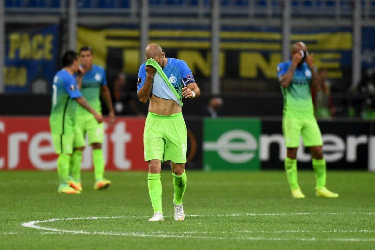 Getty Images Foto:Los lombardos se llevaron críticas por su derrota y por la nueva camiseta.. Imagen Por: