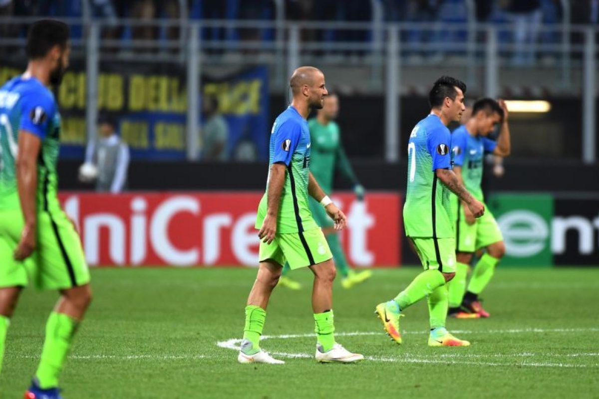 Foto:Los lombardos se llevaron críticas por su derrota y por la nueva camiseta.. Imagen Por: