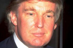 Getty Images Foto:Donald Trump en 1999. Imagen Por: