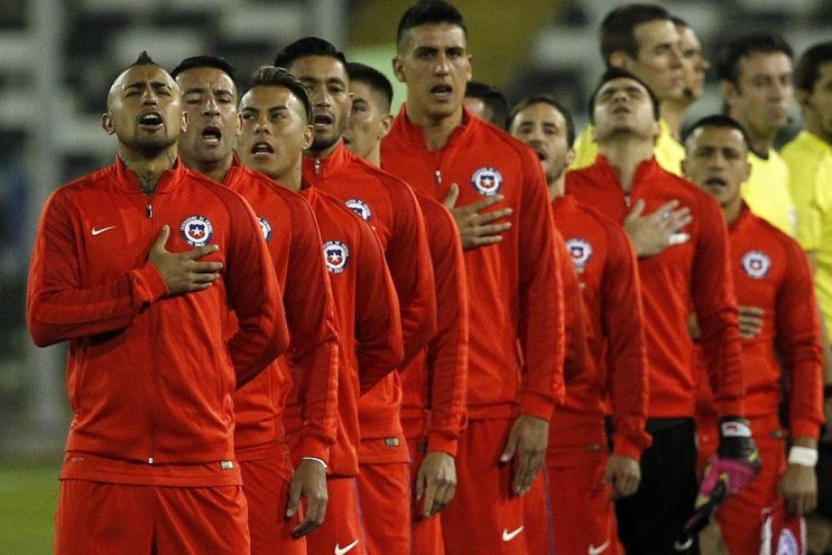 Getty Images Foto:La Roja quiere olvidar el mal momento que vivió en la pasada fecha doble, cuando perdió con Paraguay y empató con Bolivia.. Imagen Por:
