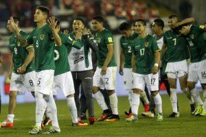 Getty Images Foto:Los bolivianos vienen de empatar con Chile y esperan mantener el nivel al enfrentar a Brasil y Venezuela.. Imagen Por: