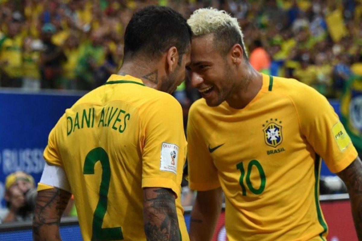 Getty Images Foto:Luego de un dubitativo comienzo en las Clasificatorias, los brasileños quieren afirmarse con los partidos ante Perú y Uruguay.. Imagen Por: