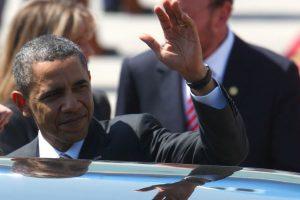 El presidente de EE.UU., Barack Obama, viajará este domingo a Nueva York para participar en su última Asamblea General de la ONU. Foto:Agencia UNO.. Imagen Por: