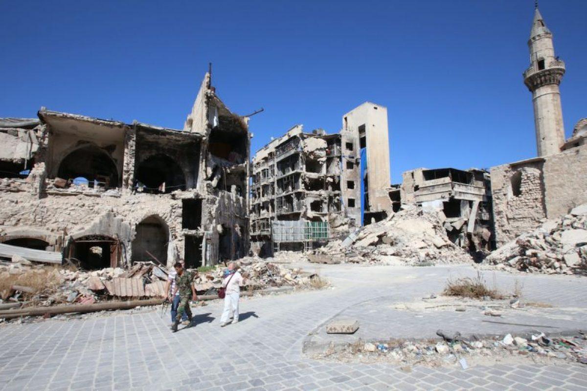 Rusia mantiene que el Ejército sirio es el único actor del conflicto que está cumpliendo a rajatabla el alto el fuego. Foto:Afp. Imagen Por: