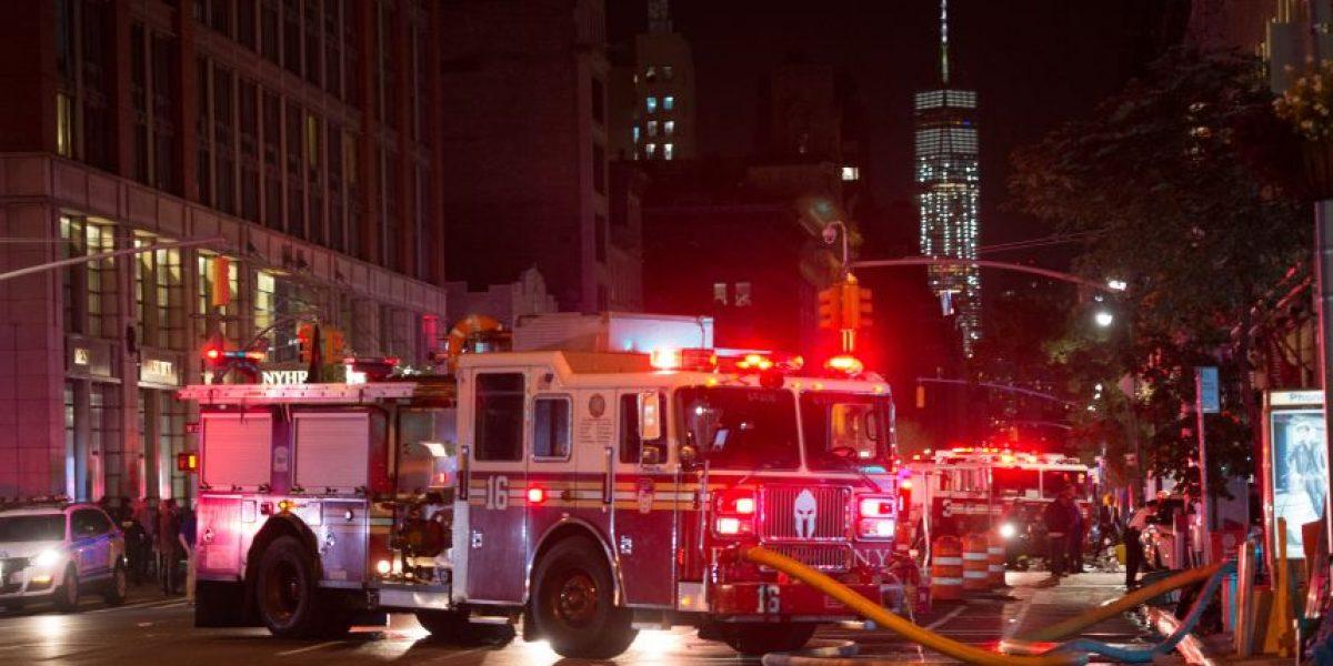 Gobernador de Nueva York afirma que explosión no está vinculada al terrorismo internacional