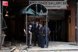 El alcalde de Nueva York, Bill de Blasio, señaló de su parte que aún se desconocía el móvil del ataque. Foto:Afp. Imagen Por: