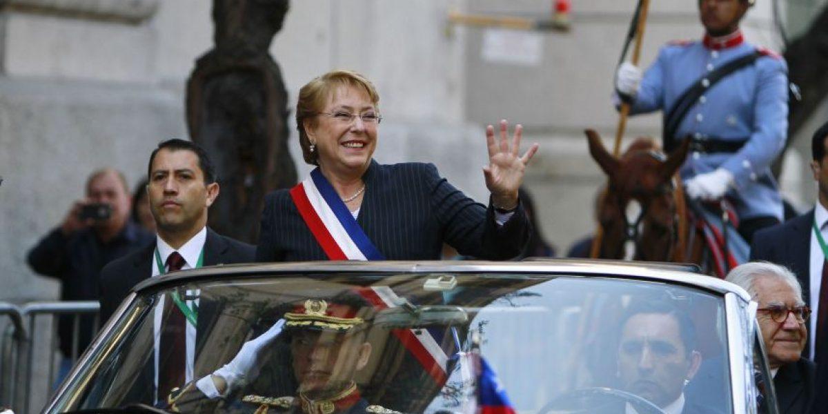 """Presidenta Bachelet tras Te Deum: """"No se justifica el pesimismo"""""""