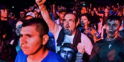 """Conferencia de Farc en Colombia para ratificar la paz va """"viento en popa"""""""