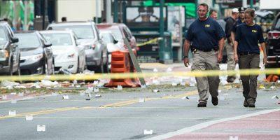 FBI confirma hallazgo de bolsa con varios artefactos explosivos en Nueva Jersey