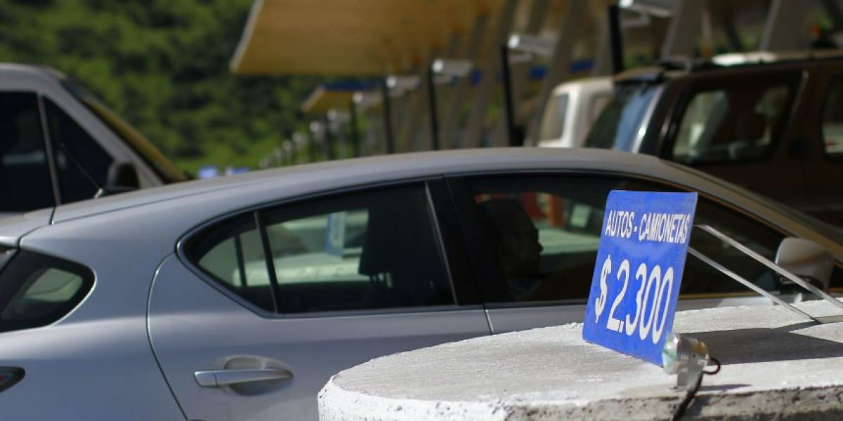 El MOP reitera las medidas para el retorno de vehículos de este lunes