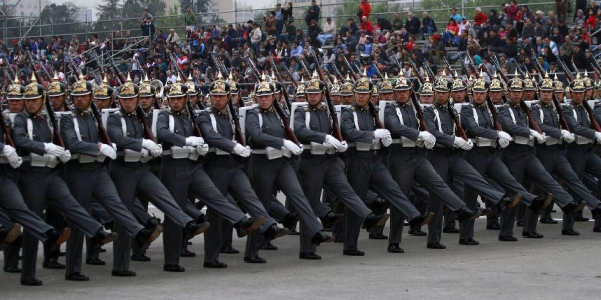 Más de ocho mil efectivos desfilarán este lunes en la Parada Militar 2016
