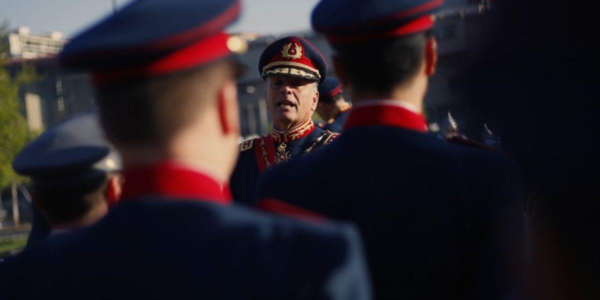 General Oviedo y Ley Reservada del Cobre: pidió discutir su futuro con mirada