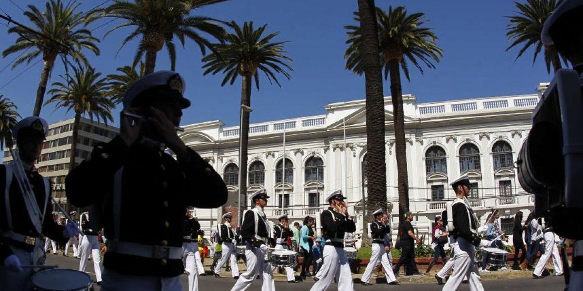 Parada militar de Valparaíso fue declarada Patrimonio Cultural Inmaterial