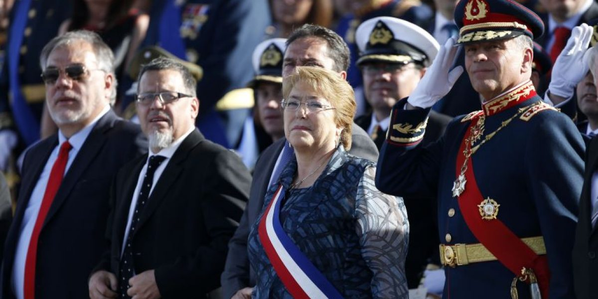 Presidenta Bachelet destacó lo