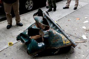 AP Foto:La caja de herramientas que contenía el explosivo de Chelsea.. Imagen Por: