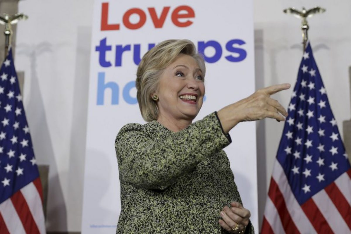 AP Foto:Del mismo modo Hillary Clinton también se reunirá con el presidente egipcio. Además de con Petro Poroshenko, presidente de Ucrania. Imagen Por: