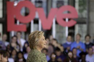 AP Foto:A 50 días de las elecciones, hoy los candidatos tendrán una agenda apretada. Imagen Por: