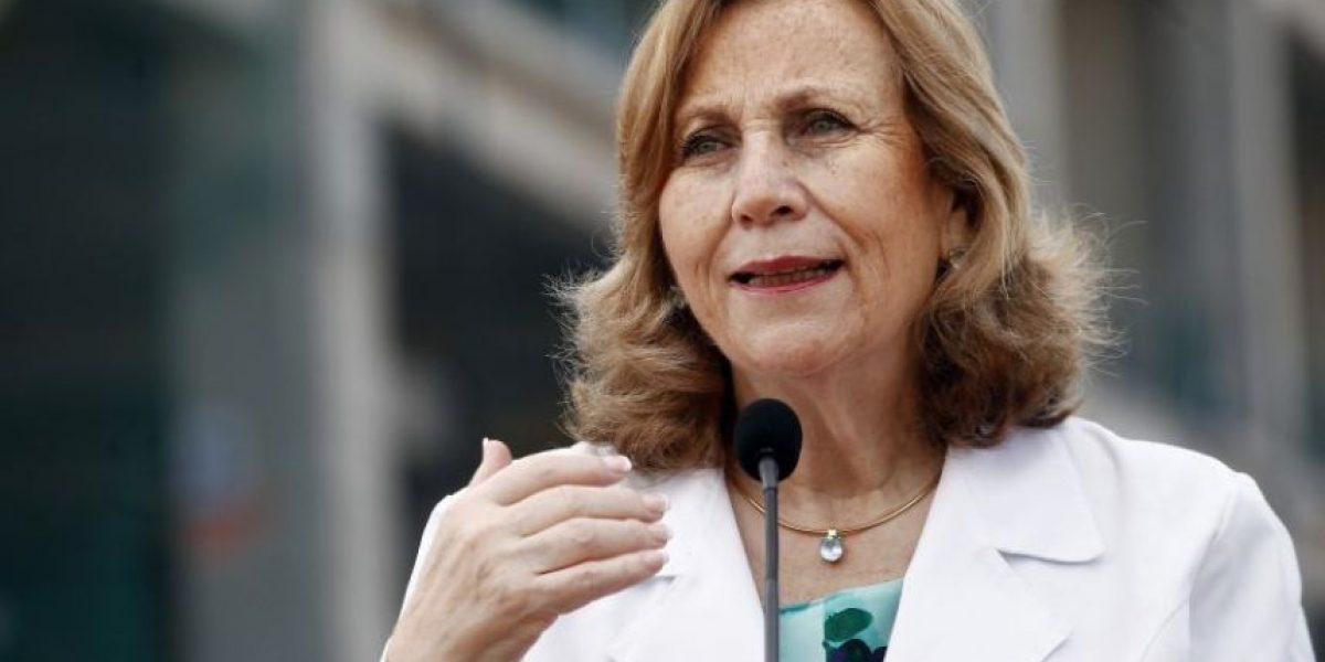 Helia Molina y criticas tras viaje con Bachelet: