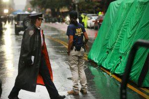 """Getty Images Foto:El domingo, Clinton aseguró que se trataba de un """"aparente atentado terrorista"""". Imagen Por:"""