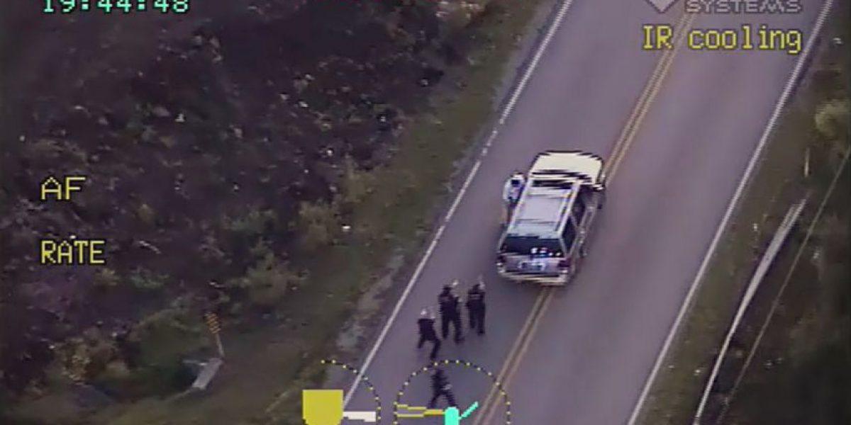 Una policía mató a un hombre negro al que se le averió el auto