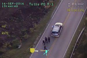 Imagen del video de la detención Foto:AP. Imagen Por: