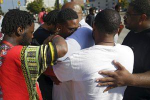 Terence Crutcher fue recordado el lunes Foto:AP. Imagen Por: