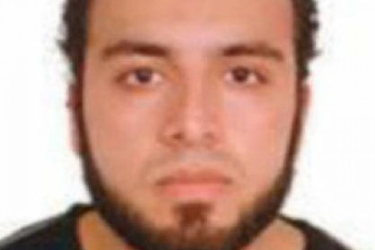 AP Foto:Ahmad Khan Rahami, el principal sospechoso de los atentados en Nueva York. Imagen Por: