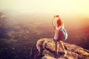 Viajeros: No hay un solo tipo de viajero. Queremos que los lectores capturen los perfiles de aventureros urbanos, excursionistas, amantes de la fauna y gastronomía. Foto:Metro Photo Challenge. Imagen Por:
