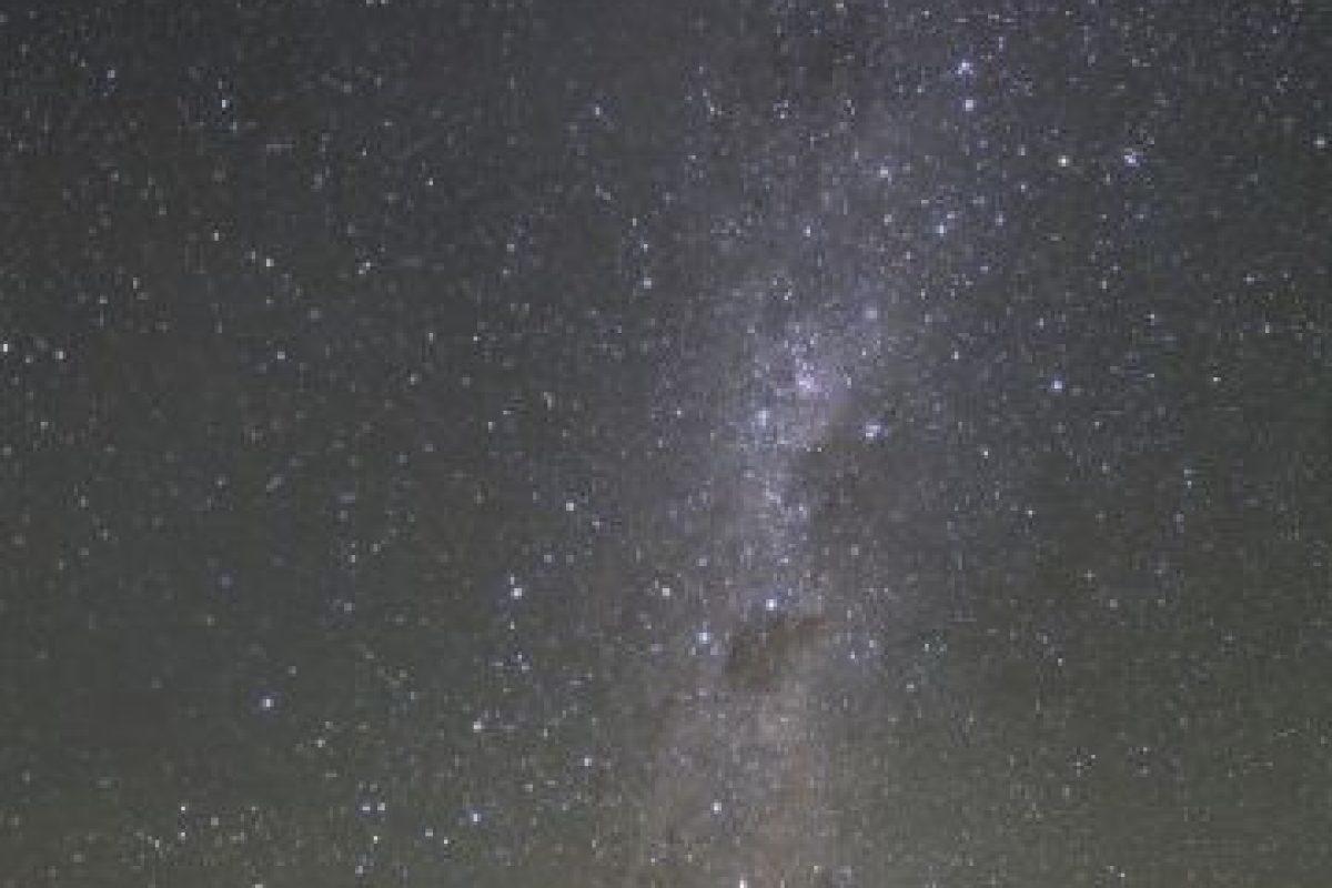 El ecuador galáctico sobre la Isla de Pascua Foto:Flickr, Creative commons. Imagen Por: