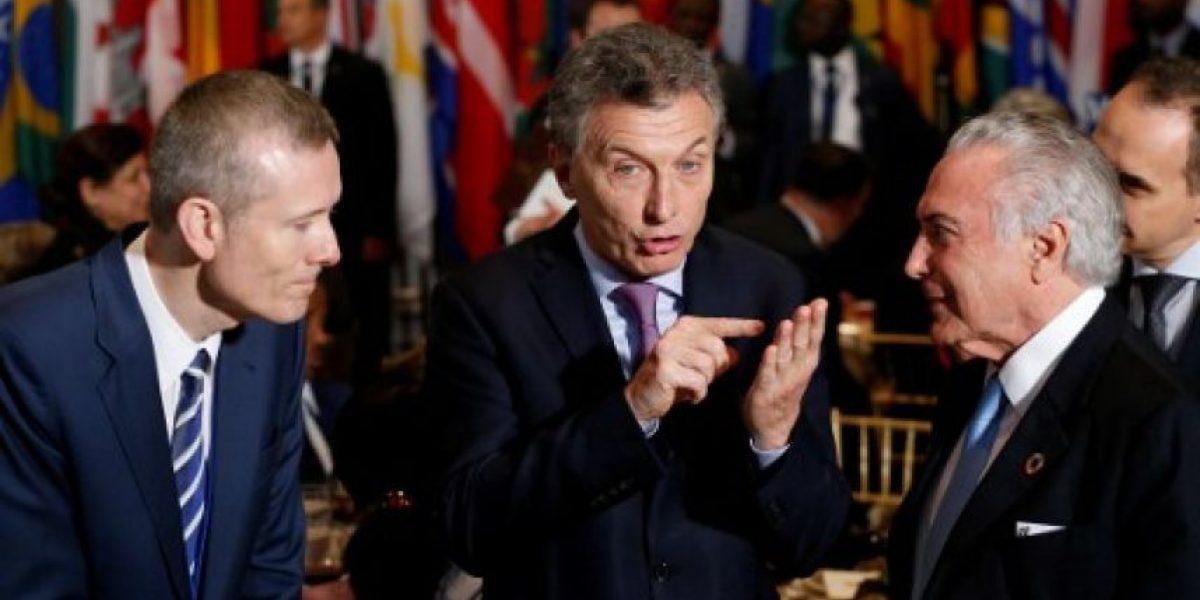Macri habló con primera ministra británica sobre soberanía de las Malvinas