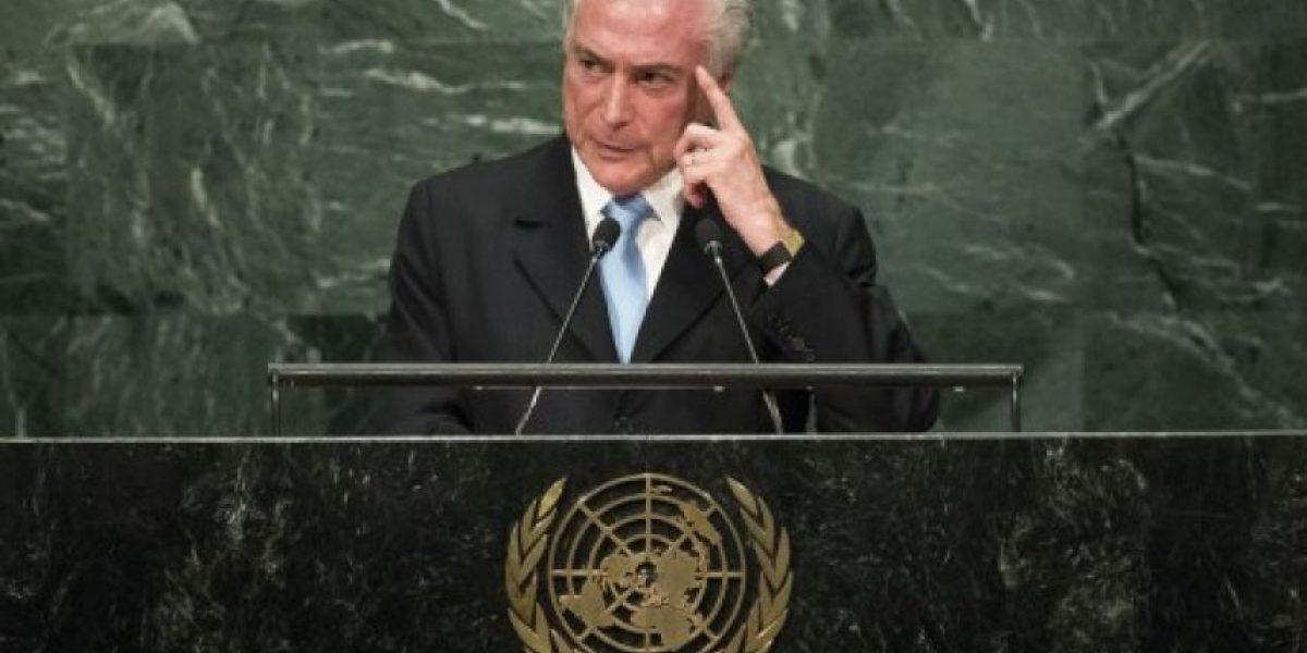 Delegaciones latinoamericanas abandonan la sala ante discurso del presidente Brasil en la ONU