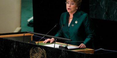 Bachelet anuncia que enviará proyecto de matrimonio igualitario en el primer semestre del 2017