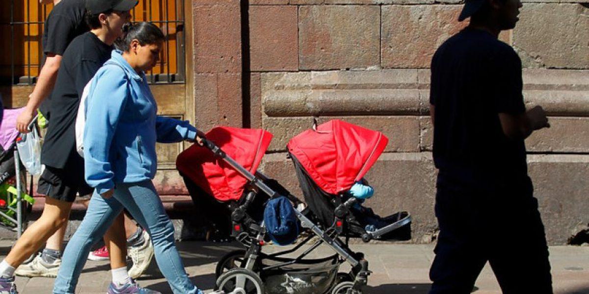 Hijos nacidos fuera del matrimonio llegan al 73% en el primer semestre de 2016