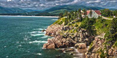La atractiva oferta de isla canadiense: ofrece terreno y trabajo a los que quieran vivir allí