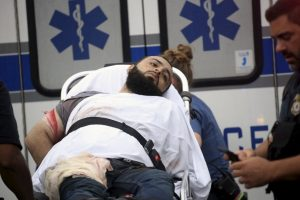 Ahmad Khan Rahami es detenido después de una balacera con la policía Foto:AP. Imagen Por: