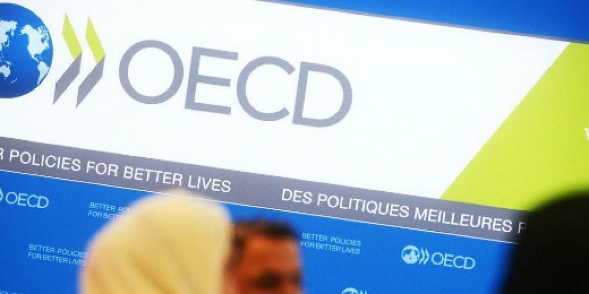 La OCDE corrige a la baja sus expectativas de crecimiento para 2016 y 2017