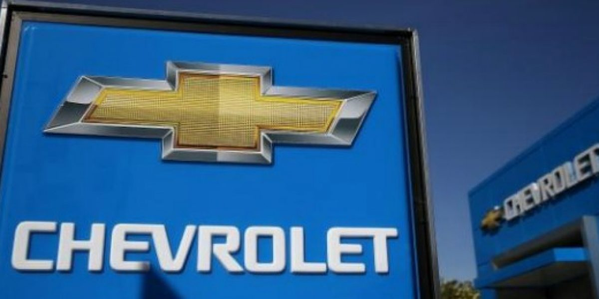 General Motors alertó al Sernac por fallas en vehículos Chevrolet