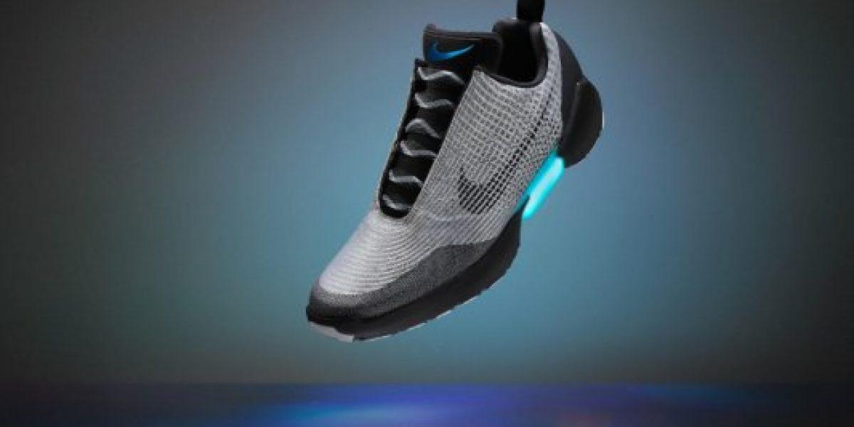 Muchas situaciones peligrosas Sabueso Atravesar  Nike confirma lanzamiento de las zapatillas de Marty McFly en Volver al  Futuro II | Publimetro Chile