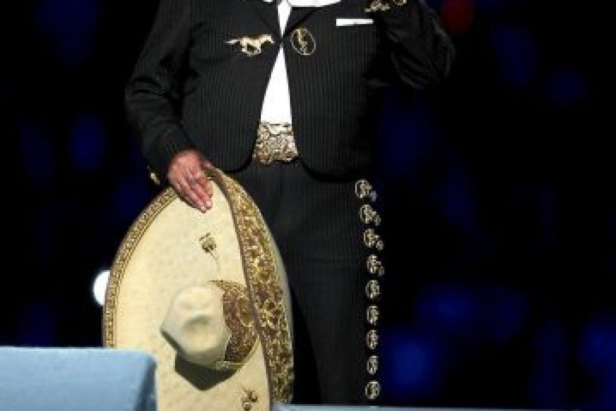 También ha ganado dos premios Grammy, ocho Grammy Latino y 14 Premios Lo Nuestro Foto:Getty Images. Imagen Por: