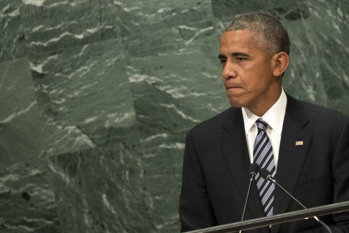 Y pidió no dejar a las nuevas generaciones con el problema por resolver Foto:Getty Images. Imagen Por: