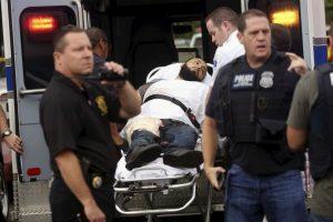 Es el principal sospechoso de las explosiones del fin de semana Foto:AP. Imagen Por: