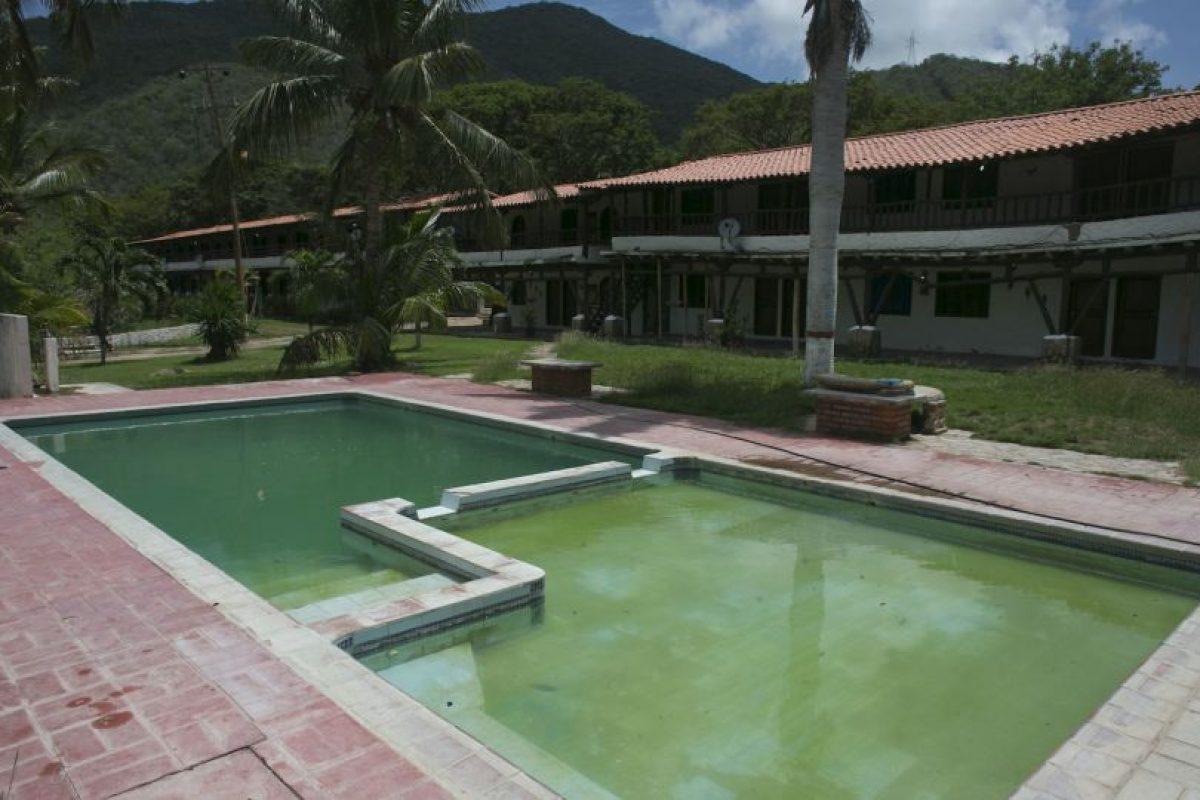 Es una de las playas paradisiacas del país gobernado por Nicolás Maduro Foto:AP. Imagen Por:
