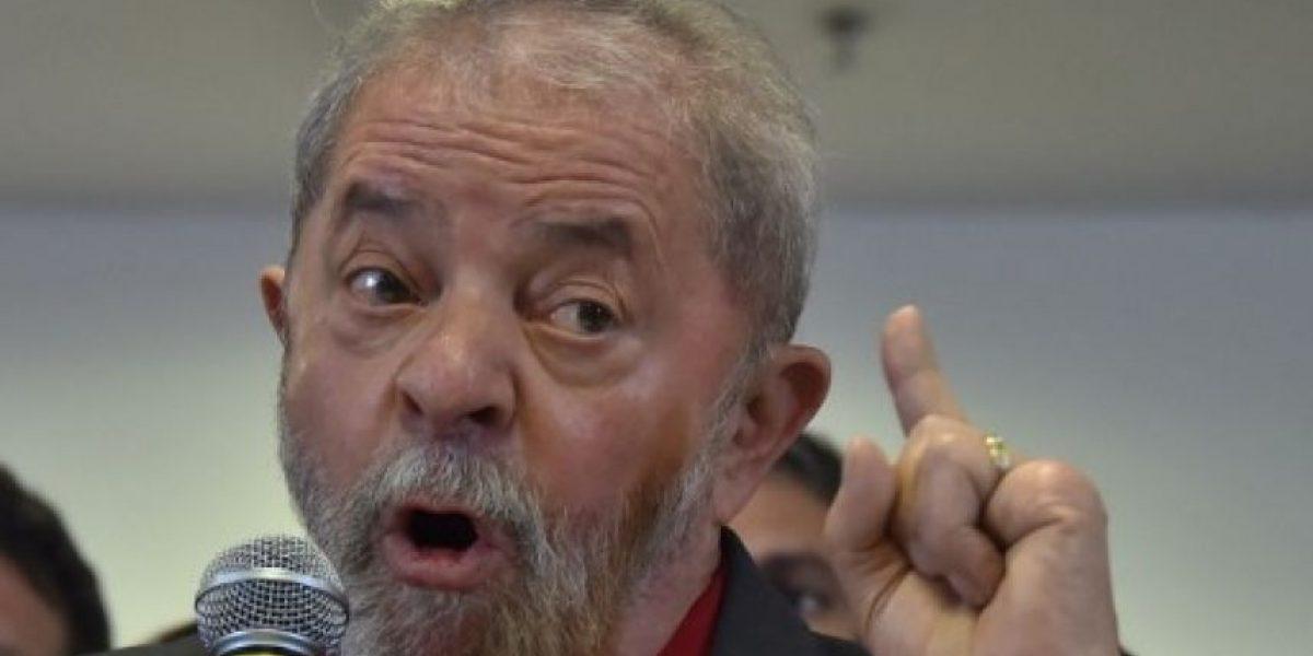 Lula acusa que quieren terminar con el PT